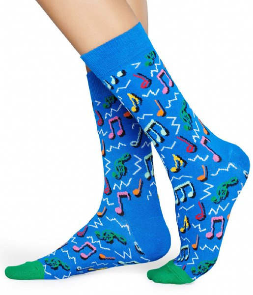 Happy Socks  City Jazz Socks city jazz (6300)