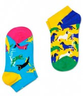 Happy Socks 2-Pack Cat vs Dog Low Socks cat dog (2000)