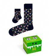 Happy Socks Mini Me Confetti Palm Socks 36-40 confetti palm (6400)