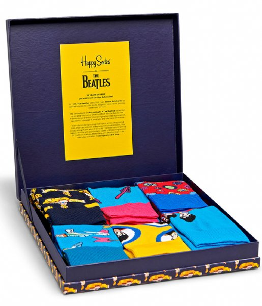 Happy Socks  The Beatles Collector Box Set The beatles (6000)