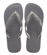 Havaianas Flipflops Top Tiras steel grey (5178)
