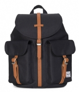 Herschel Supply Co. Dawson Womens 13 Inch black/tan (00001)