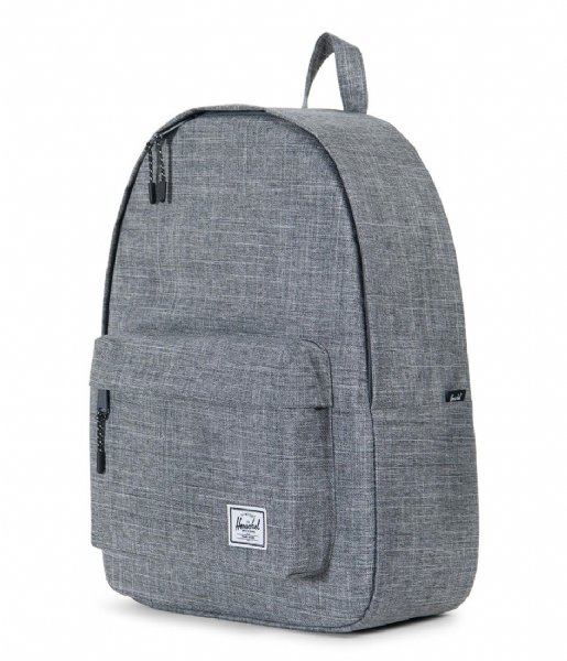 Herschel Supply Co.  Classic raven crosshatch (00919)