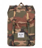 Herschel Supply Co. Retreat 15 Inch woodland camo (02232)