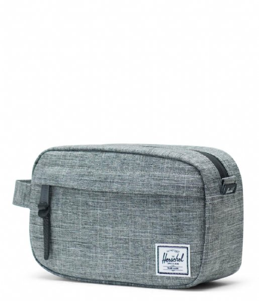 Herschel Supply Co.  Chapter Carry On raven crosshatch (00919)