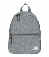 Herschel Supply Co. Town Womens raven crosshatch (00919)