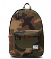 Herschel Supply Co. Classic Backpack 13 Inch woodland camo (00032)