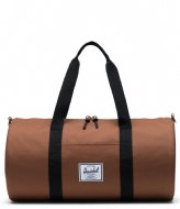 Herschel Supply Co. Sutton Mid Volume saddle brown black (03273)