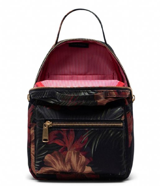 Herschel Supply Co.  Nova Mini Tropical Hibiscus (03897)