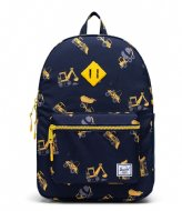 Herschel Supply Co. Heritage Youth XL Construction Zone (04070)