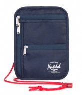 Herschel Supply Co. Money Pouch navy/red (00018)