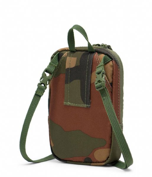 Herschel Supply Co.  Sinclair Small woodland camo (00032)