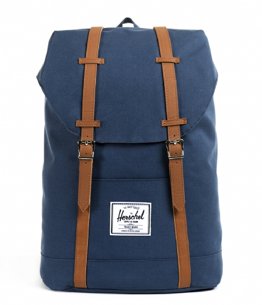 Herschel Supply Co.  Retreat Backpack 15 inch navy