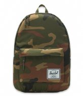 Herschel Supply Co. Classic X-Large 15 Inch Woodland Camo (32)