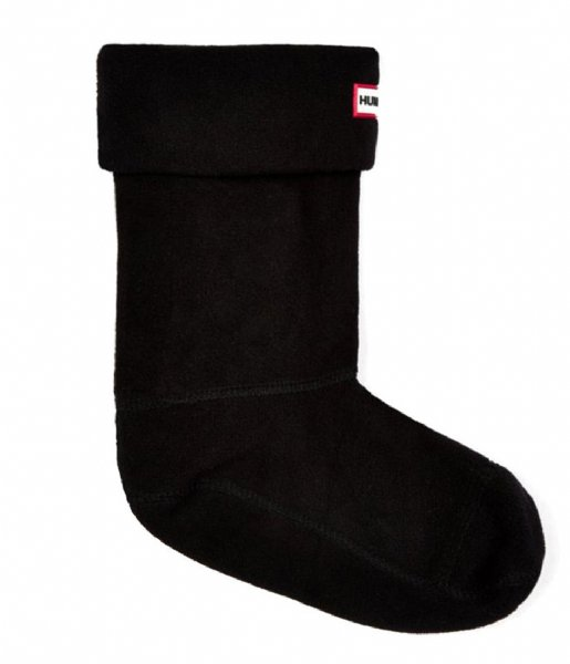 Hunter  Kids Boot Sock Black