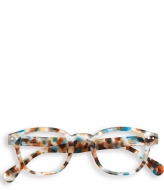 Izipizi #C Reading Glasses blue tortoise