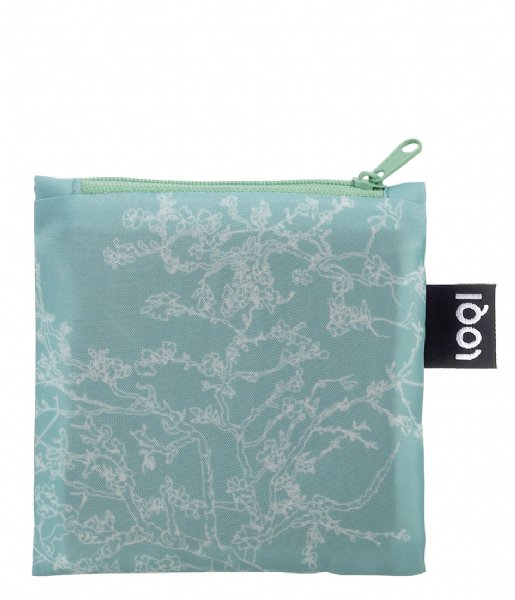LOQI  Foldable Bag Museum Collection almond blossom