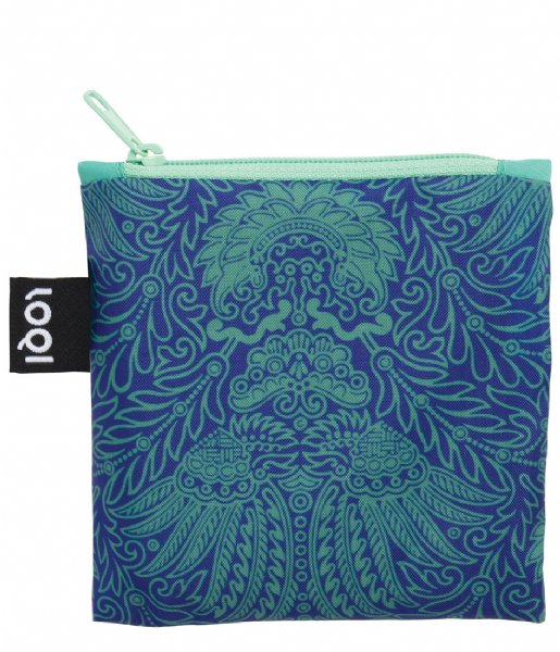 LOQI  Foldable Bag Museum Collection japanese decor