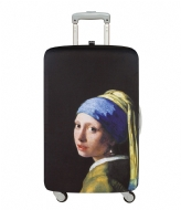 LOQI Luggage Cover Museum Collection girl with a pearl earring