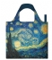 LOQIFoldable Bag Museum Collection the starry night