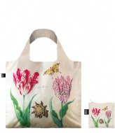 LOQI Foldable Bag Museum Collection two tulips irma boom