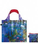 LOQI Foldable Bag Museum Collection water lilies
