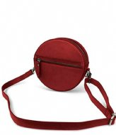 Laauw Luna Mini Round Shoulderbag bordeaux
