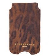 Liebeskind Suede Lux Galaxy S4 Cover sienna brown