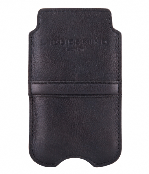 Liebeskind  Double Dyed iPhone 4 Cover black