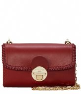Liebeskind Crossbody Small Buff Dylan dahlia red