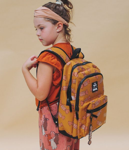 Little Legends  CarlijnQ Candy Backpack Camel