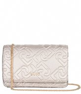 Liu Jo Manh Small Handbag light gold colored (90048)