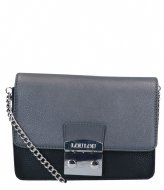 LouLou Essentiels Cover Beau Veau Silver Colored Pewter