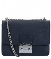 LouLou Essentiels Bag Lovely Lizard Dark Blue (050)