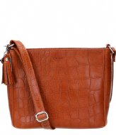 LouLou Essentiels Crossbody Vintage Croco cognac (23)