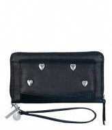 LouLou Essentiels Portemonnee Hot Stud black (1)