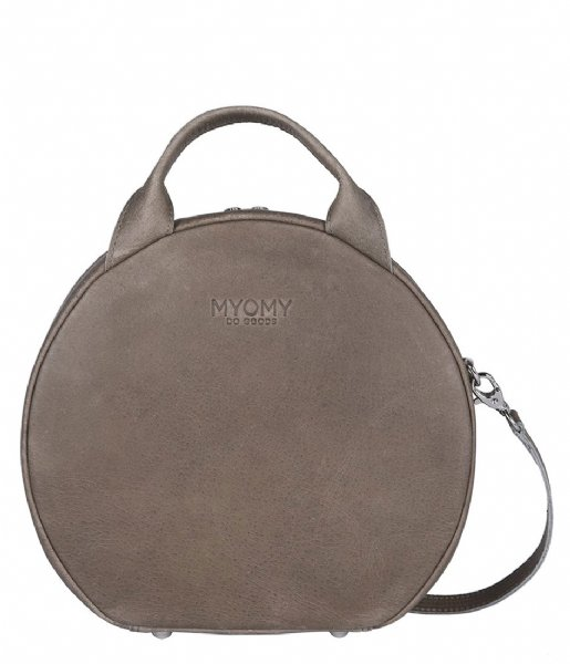 MYOMY  My Boxy Bag Cookie hunter taupe (131021381)