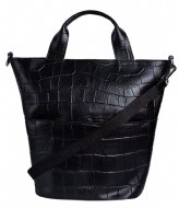 MYOMY My Bucket Bag Handbag Croco black (3157-3014)