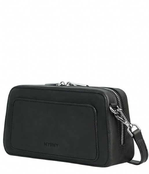 MYOMY  My Locker Bag Mini Hunter off black (4251-1081)