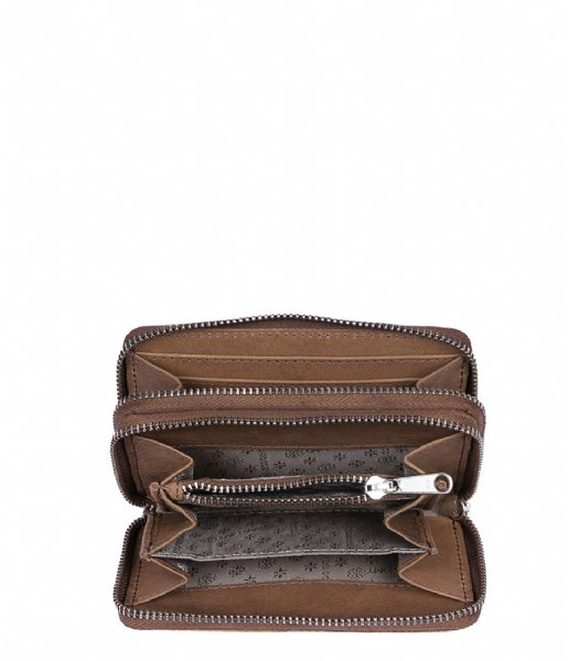 MYOMY  My Carry Bag Wallet Medium RFID hunter taupe (801111381)