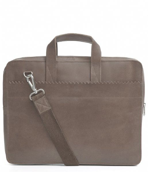 MYOMY  My Paper Bag Laptop 13 Inch taupe (10181381)