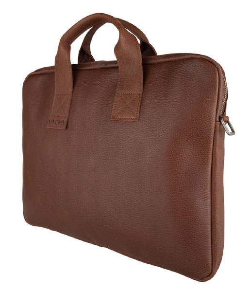 MYOMY  Philip Laptop Bag 15 Inch rambler brandy (70180648)
