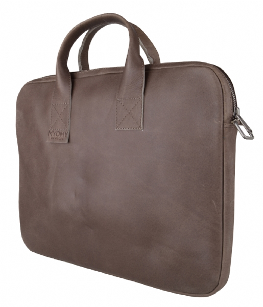 MYOMY  Philip Laptop Bag 15 Inch taupe (70181381)