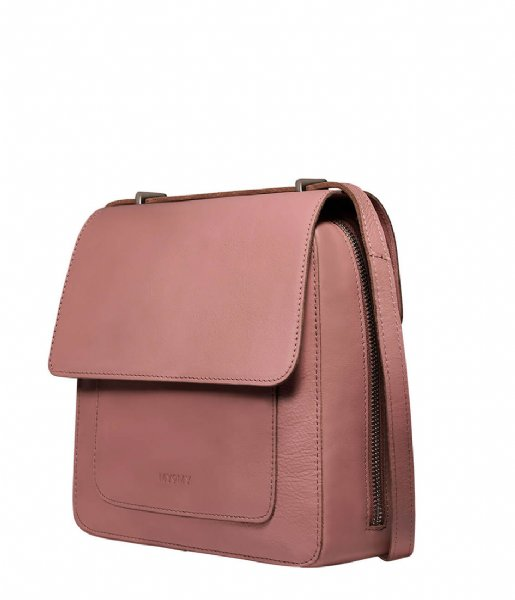 MYOMY  My Boxy Bag Locker hunter waxy pink (1319-60)