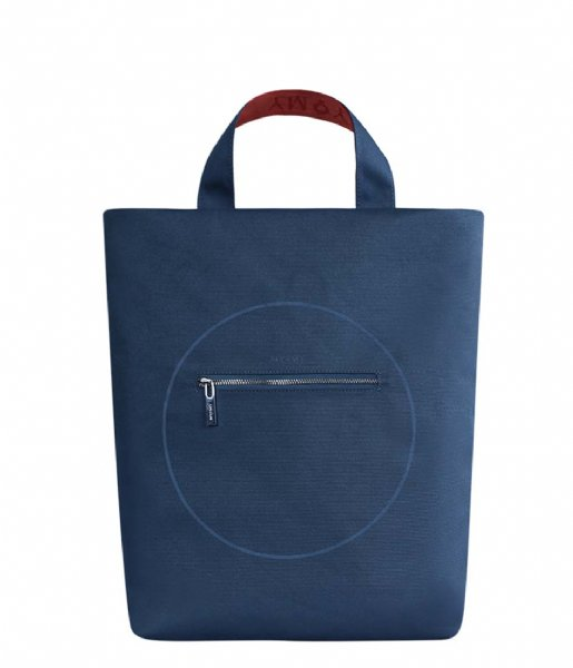 MYOMY  My Circle Bag Backbag blue (5129-85)