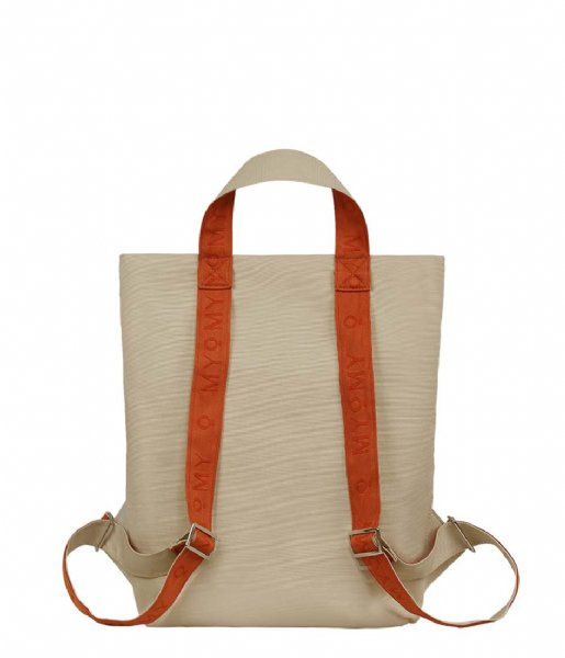 MYOMY  My Circle Bag Backbag sand (5129-86)