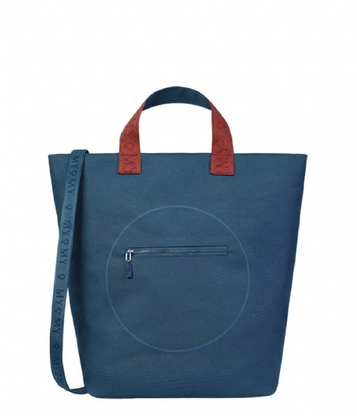 MYOMY  My Circle Bag Shopper blue (5124-85)