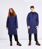 Maium Maium Parka Light Weight Medieval Blue