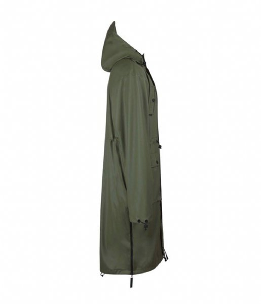 Maium  Maium Parka Light Weight army green