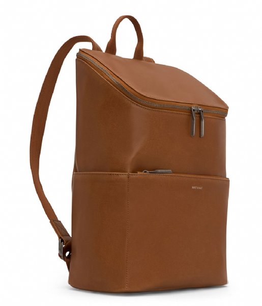 Matt & Nat  Dean Vintage Laptop Backpack 13 Inch chili